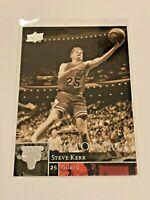 2009-10 Upper Deck Basketball Immortals #292 - Steve Kerr - Chicago Bulls
