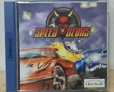 SPEED DEVILS -PAL -SEGA DREAMCAST-