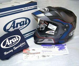 Arai XD-4 TOUR-X4 Tour-Cross 3 Dual sports Helmet VISION GRAY Casque casco