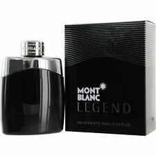 Legend by Mont Blanc for Men EDT Cologne Spray 3.3 oz. New in Box