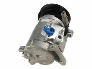 A/C Compressor For 2001-2003 Chrysler Voyager 3.3L V6 2002 P642TD New w/ Clutch