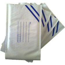 500 #00 BULK Kraft Bubble Mailer Padded Envelope 100X180mm