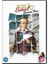 Better Call Saul Season Five DVD Region 2