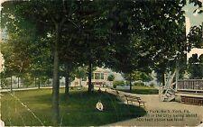 1910 Farquhar Park, Highest Point in York, Pennsylvania Postcard