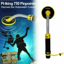 Pi-750 Waterproof Underwater Metal Detector Pinpointer Pulse Induction Hand Held