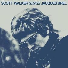 LP-SCOTT WALKER-SINGS JACQUES BREL -LP- NEW VINYL