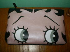 """""""Betty Boop"""" Brand New Med. Size Makeup Case"""