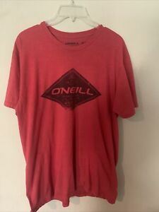 Red O'Neill T-Shirt Size Large