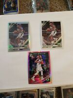2019-20 Donruss Optic Khris Middleton Silver Holo Prizm #71 w base and refractor