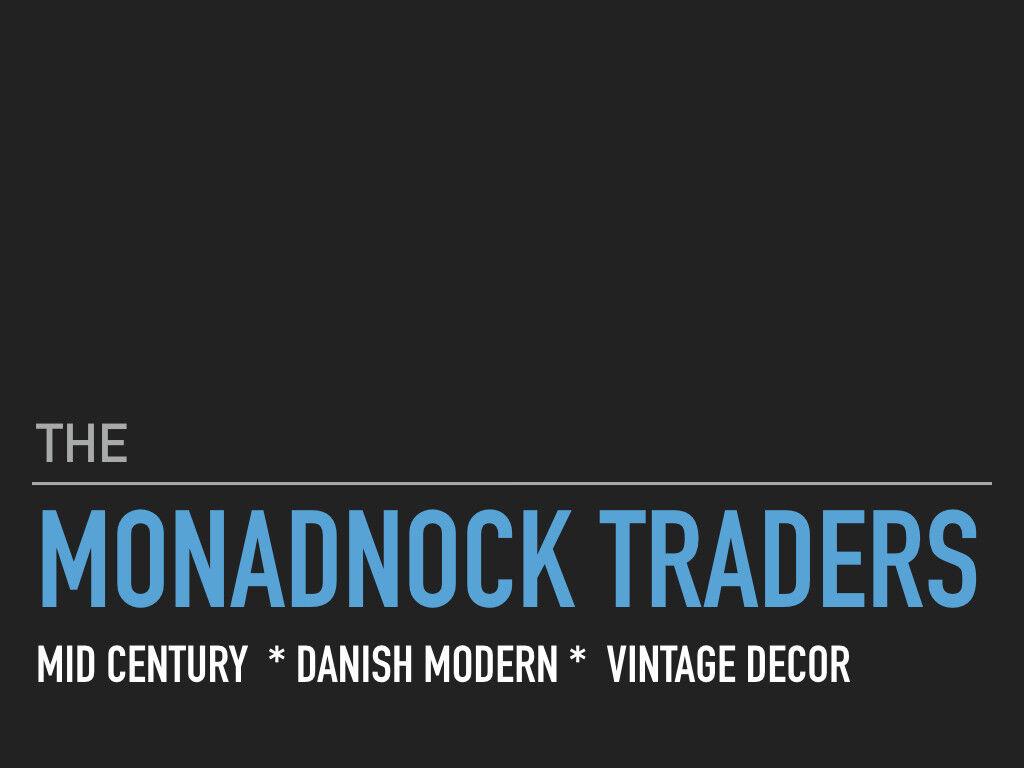 The Monadnock Traders