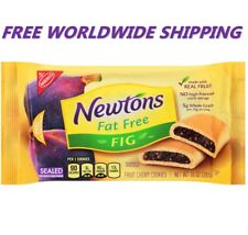 Nabisco Newtons Fat Free Fig Fruit Chewy Cookies 10 Oz FREE WORLDWIDE SHIPPING
