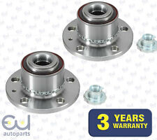 2X SEAT IBIZA MK4/5 / CORDOBA / TOLEDO 2001>ON FRONT WHEEL BEARING HUB + ABS
