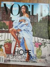 Vogue US September Issue 2020 HOPE Jordan Casteel & Kerry James Marshall