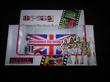 *   Spice Girls - Spiceworld The Movie Bus - Diecast Metal-United Kingdom-mint