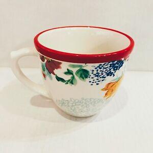 PIONEER WOMAN 18 OZ FLEA MARKET COUNTRY GARDEN COFFEE CUP Mug Farmhouse Floral