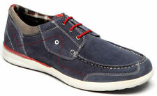 Men's Suede Deck Shoes