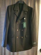Nwt Ralph Lauren Kids Pea Coat Size 16R. Includes Fs!