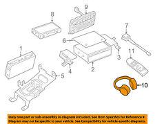 NISSAN OEM GPS Navigation System-Headphone 283101WW0A