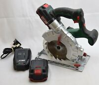 PARKSIDE PHKSA 20-Li A1 Circular Saw with Batteries & Charger *FREEPOST*