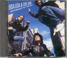 """LISA LISA & CULT JAM """"Straight to the sky"""" CD inkl. Just git it together"""