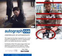 SAM WORTHINGTON signed Autographed 8X10 PHOTO b EXACT PROOF SEXY Avatar ACOA COA
