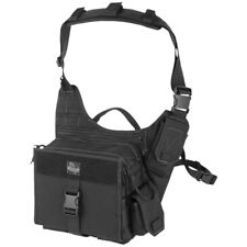 Maxpedition Jumbo A.S.R. Versipack Army Police Security Shoulder Bag MOLLE Black
