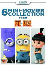 Despicable Me: Mini-movies Collection DVD Minions Steve Carell - 5053083020552