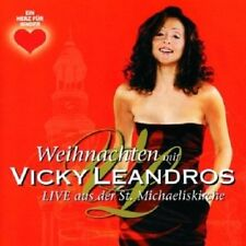 VICKY LEANDROS - WEIHNACHTEN MIT VICKY LEANDROS  CD  14 TRACKS VOLKSMUSIK  NEU
