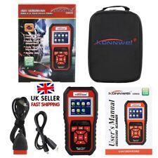 UK KW850 OBDII OBD2 EOBD Coche Diagnóstico Escáner Motor Lector de código fallas herramienta