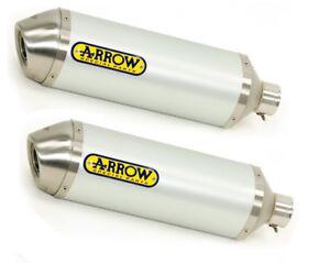 71677AO Silenciosos Race-Tech aluminio OM9 Aprilia RSV 1000 R/Factory 04-08