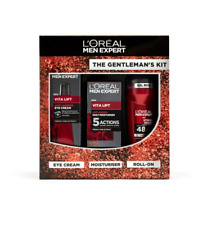 L'Oreal Men Expert Anti-Ageing 3 Piece Gift Set For Him Perfect Xmas