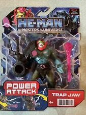 He-man And The Masters Of The Universe MOTU Power Attack Trap Jaw NETFLIX