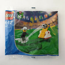 Lego Sports - 1429 Small Soccer Set 2 polybag NEW SEALED