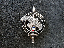 (a18-14) Français Légion COMMANDO CHEF DE GROUPE CEC Insigne France