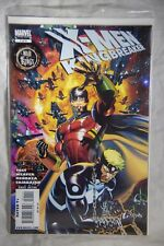 Marvel Limited Series X-Men Kingbraeker War of Kings Issues #1 to 4 Complete Set