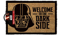 STAR WARS (WELCOME TO THE DARKSIDE) DOOR MAT FLOOR MAT GP85033
