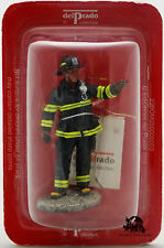 Figurine Del Prado Pompier New York Tenue de Feu Etats Unis 2001 Lead Soldier