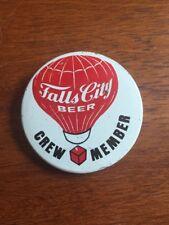 Falls City Beer Pin Crew Member