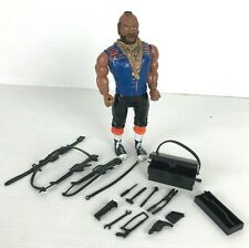 GALOOB A-TEAM BARACUS MR-T BARACUDA LOOSE COMPLET 1983