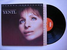 BARBRA STREISAND - Colonna Sonora Originale' Yentl ', CBS 86302 EX+ G/F