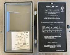 Len Gordon FF1094 Controller, 115v/230v, Dual Circuit
