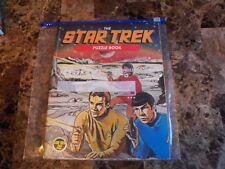 1966-1986 THE STAR TREK PUZZLE BOOK (20 YEARS OF STAR TREK)