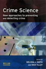 Crime Science (Crime Science Series)-ExLibrary