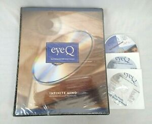 Eye Q Infinite Mind Speed Reading Improvement Brain Enhancement Technology New