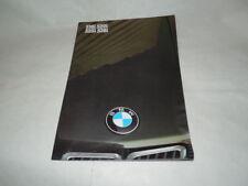 """PUBBLICITA' AUTOMOBILI  """"BMW -MODELLI BMW 518I:520I;"""" STAMPATO NEGLI ANNI '80"""