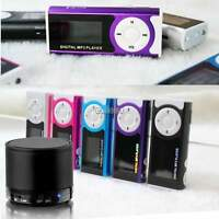 Mini USB LED luz Wireless Bluetooth altavoz para iPhone Reproductor Mp3 16GB