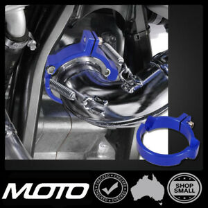 Husqvarna Te Tc Tx 250 300 Exhaust Protector Flange 2 stroke 17 - 22 TPI