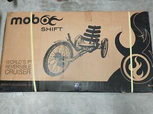 Mobo Shift Three Wheeled Recumbent Cruiser