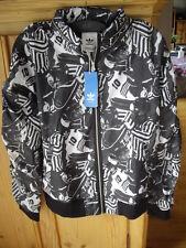Adidas Battle WB AB9775 Windbreaker Jacke 40 Windcheater Blouson Windjacke L