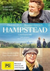 HAMPSTEAD (2017) [NEW DVD]
